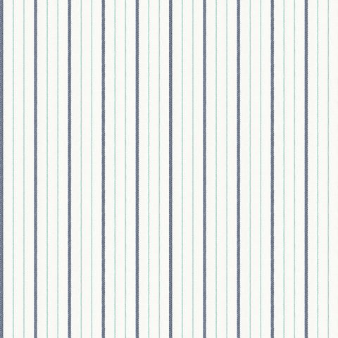 View Maund Stripe – Oxford Blue