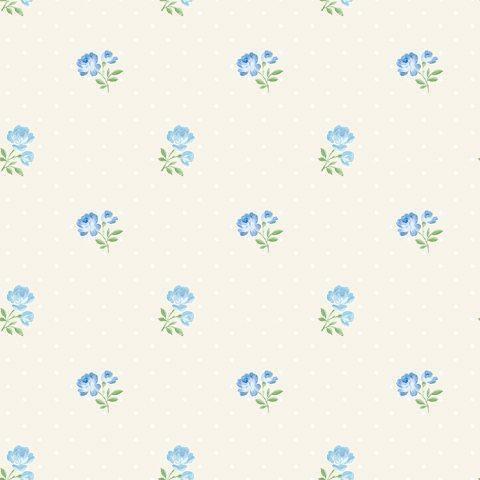 View LL 00352 – Cream/Blue