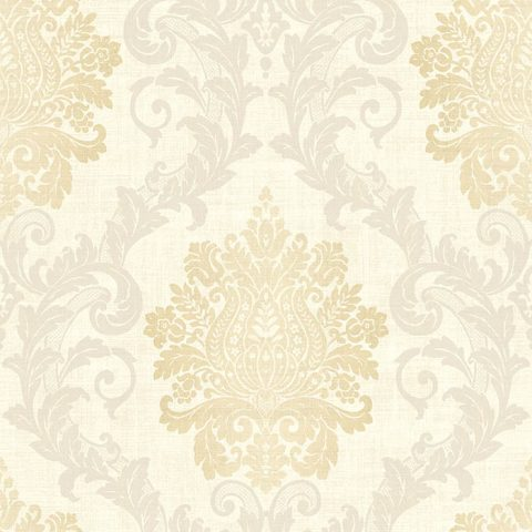 View Powell – Cream/Gold