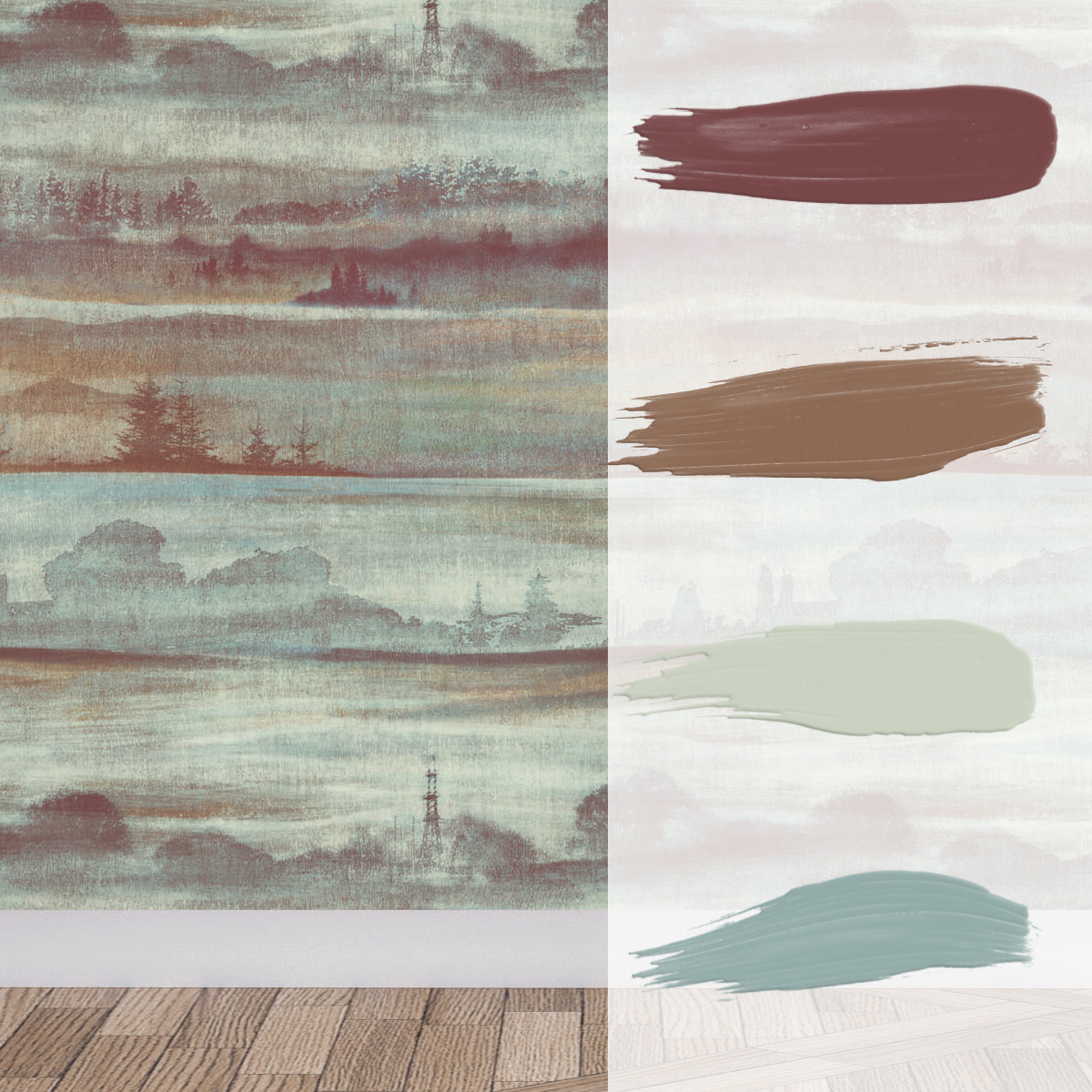 Colour trends: Scenic Coppers