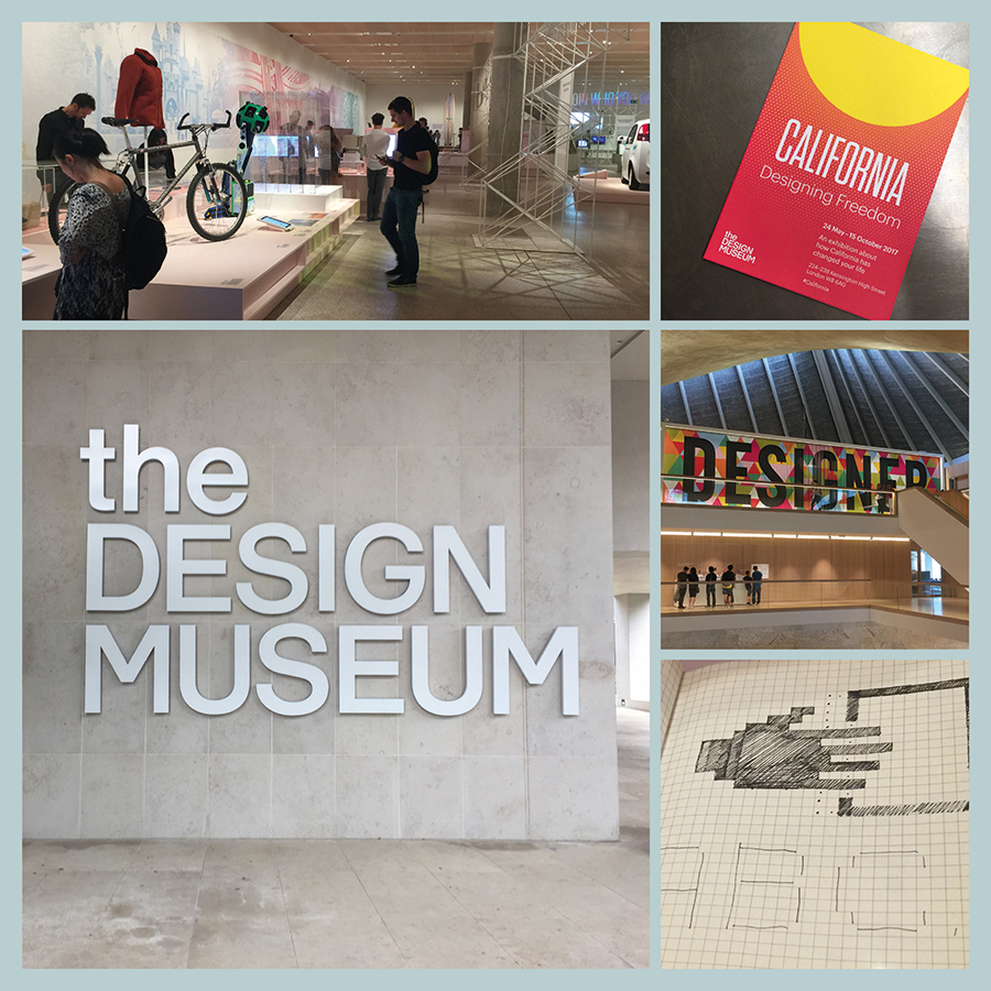Out & about: the London Design Museum