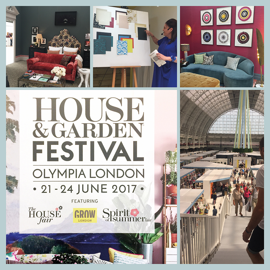 Out & about: House and Garden Show 2017