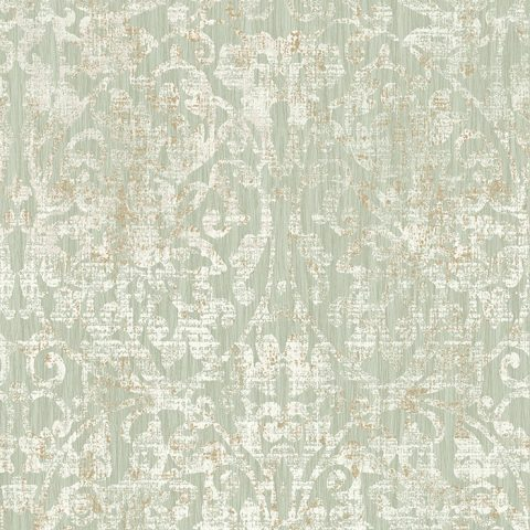 View Hurst Damask – Sage