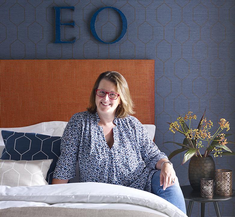 Wallpaper designer Elizabeth Ockford shares her secrets