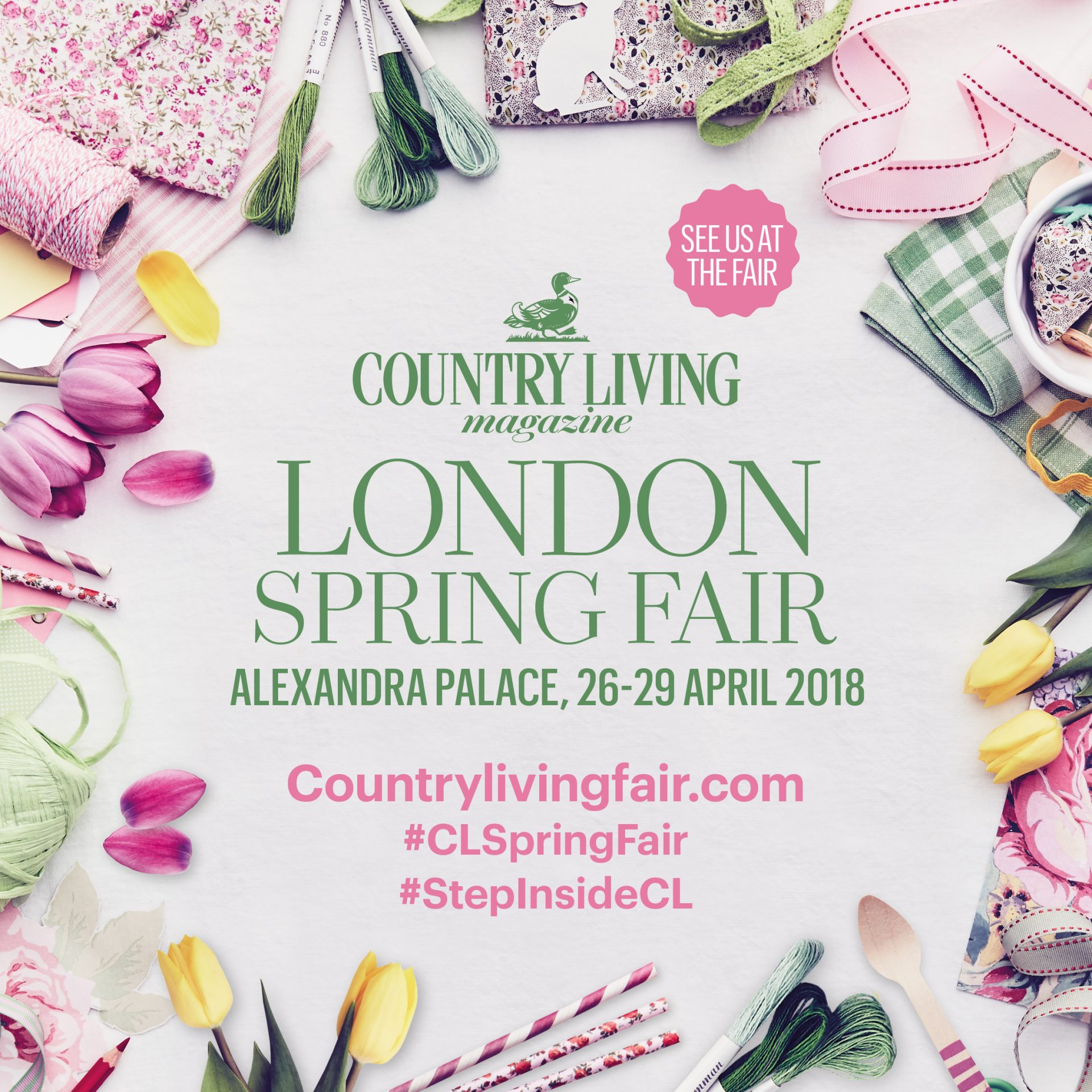 Win Country Living Fair tickets!