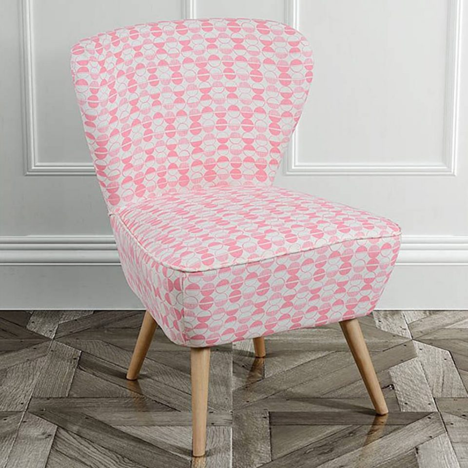 Notonthehighstreet Retro 1950s Cocktail Chair